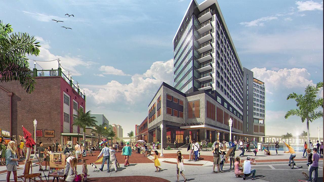 New Hotels in Downtown Fort Myers